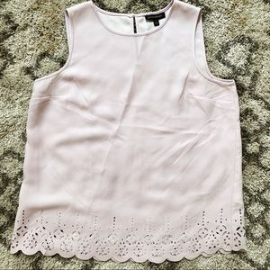 Banana Republic Lavender Top